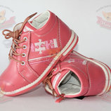 Ботиночки для мальчиков и девочек р 21 - 26. В наличии 5 цветов