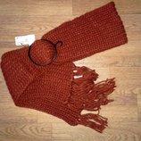 Германия шарфы на мальчика и девочку Тсм , Zara