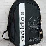 Мужской рюкзак Adidas. Городской рюкзак Адидас Портфель Рк3-1