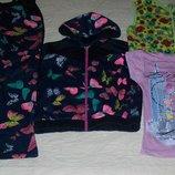 Пакет вещей девочке 5-9лет Недорого