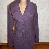 пальто демисезонное стильное модное р10