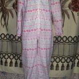 Фирменная пижама-слип Кигуруми New look, М, футужама, Китай.