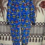 Фирменная пижама-слип Кигуруми Marks&Spencer, XS-S, футужама, Шрі-Ланка.