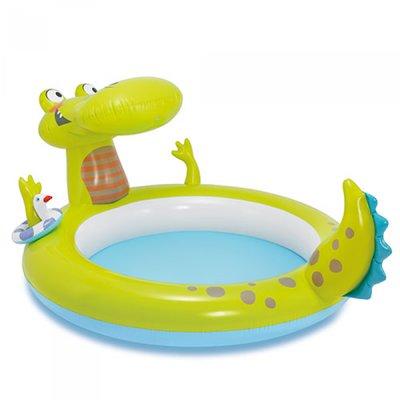 Детский Бассейн Крокодил 57431