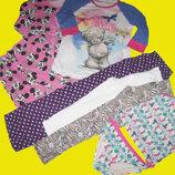 Пакет вещей на девочку 10-12 лет,рост 140-152 см,Disney
