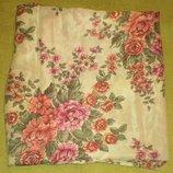 Красивая легкая ткань для пошива штор, покрывала