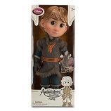 Disney animators' collection Kristoff doll Кристофф аниматор Дисней