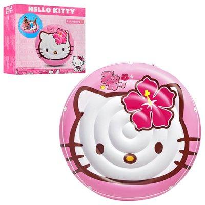 Плотик круглый, Hello Kitty. 56513