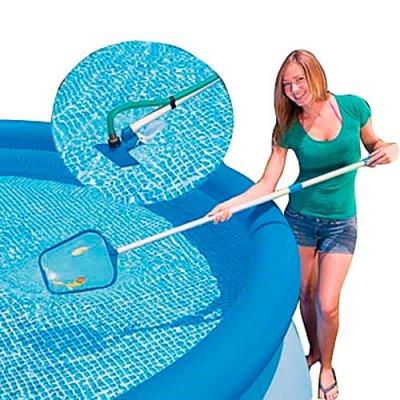Набор для очистки дна и верхнего слоя воды 28002