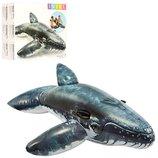 Надувная игрушка для плавания «Кит» 57530