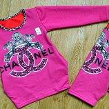 Шикарні тунієчки Шанель для дівчаток