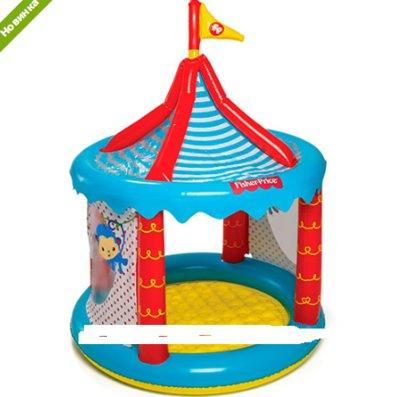 Игровой центр Цирк с 25 шариками, 104х137 см, от 2х лет 93505
