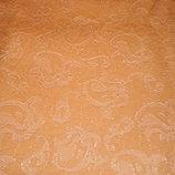 Продам красивую нежно персиковую ткань на летний костюмчик