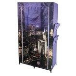 Шкаф - гардероб тканевый складной City Lights