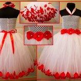 Платье-Пачка на рост 130 см и выше,выполню все важи желания.