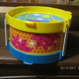 детский качественный барабан