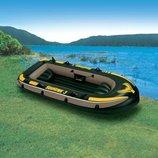 Лодка надувная Intex 68349 Пвх Seahawk 300 Set 295 х 137 x 43 см