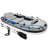 68325 Надувная лодка Excursion 5 Set 366х168х43 см