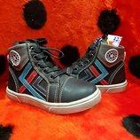 модные ботинки деми для мальчика