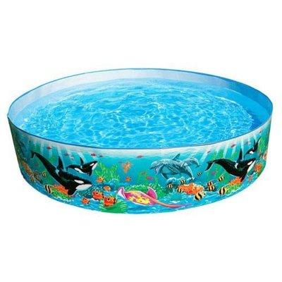 Детский каркасный бассейн Intex 58461 183х38 см