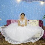 Продам свадебное платье Валенсия