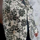 Красивый пиджак, жакет 54 р-р.