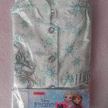 фланелевая пижама Дисней на 7-8лет