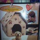 домик будка для собак