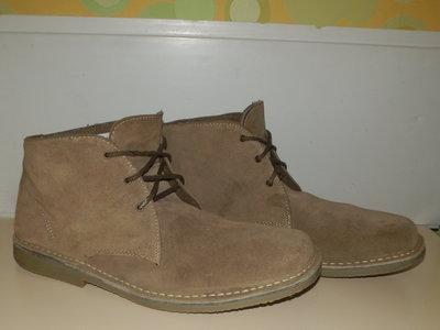 Деми ботинки uk12 47р рroamers