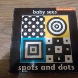 Книжка развивающая для малышей
