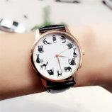 Модные оригинальные женские часы Relógio