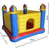 Батут Замок Intex 48259 Надувной игровой центр