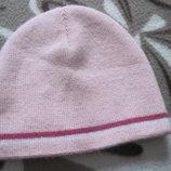 //Новые фирменные шапки на девочку, сток, без дефектов на 6 мес-1,5 года