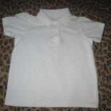 Новая фирменная футболка на 5 лет TU, р.110