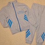 В наличии. Спортивный костюм из трикотажа двунитки. рост 110-140
