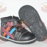 Демисезонные ботинки Все по 250 грн