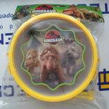 барабан с динозаврами укр.п 10 гр