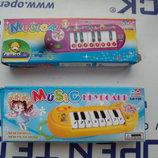 пианино на батарейках в коробочке укр.п 10 р