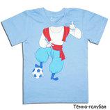 Футболка для мальчиков Иванко Тм Габби , 104,110,116 см.
