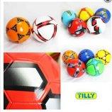 Мяч футбольный BT-FB-0149 PVC 280г 12видов