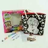 Сумка-Раскраска My Color Bag Сов-01