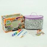 Косметичка-Раскраска My Color Case Сос-01-02-03-04-05