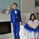Нарядные костюмы с пиджаком-тройка и двойка