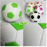 Мяч футбольный BT-FB-0152 PVC 280г 5цветов