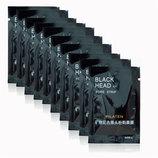 Чёрная маска-плёнка Pilaten,инновационная нашумевшая маска против черных точек 6мл