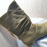 Сапожки на Ваши ножки Натуральная кожа 37 р