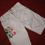 Фирменные котоновые бриджи Swing Jeans, размер 46