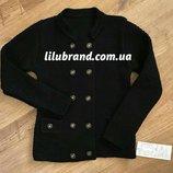 пиджак на девочку вязаный ,пиджак для девочки,школьная форма, и вязаный кардиган,детский пиджак