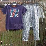 Трикотажная пижама для мальчика 7-13 лет Primark