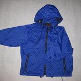 7-8 лет, куртка дождевик ветровка непромокайка, финская